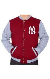 Мужская куртка Бомбер NY Yankees