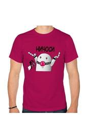 Мужская футболка НИЧОСИ!!!