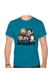 Мужская футболка НИЧОСИ! Исидиси