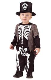 Детский костюм Счастливого Скелета