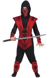 Красный костюм Лорд Ниндзя