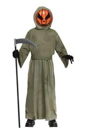 Детский костюм призрачной тыквы
