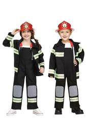 Детский костюм Начальник пожарной