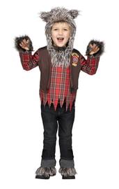 Детский костюм маленького волчонка