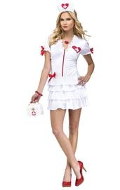 Костюм красотки медсестры