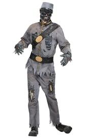 Костюм конфедерата Зомби