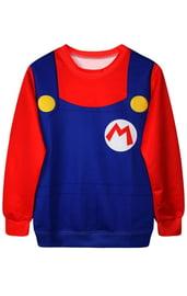 Толстовка Супер Марио