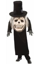 Детский костюм Череп в шляпе