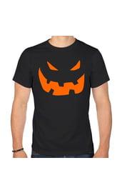 Мужская футболка Смайл Хэллоуин