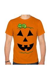 Мужская футболка Тыква на Хэллоуин