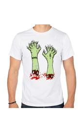 Футболка Руки зомби