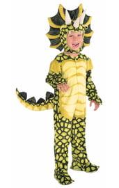 Плюшевый костюм Трицератопса