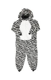 Детская пижама кигуруми Зебра