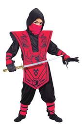 Красный костюм Ниндзя