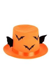 Карнавальная шляпа Летучая Мышь