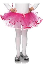 Розовая детская юбочка Туту
