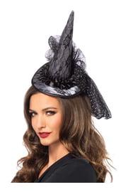 Мини-шляпка ведьмочки