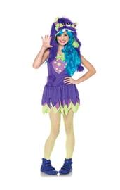 Подростковый костюм лилового монстрика