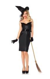 Винтажный костюм ведьмочки