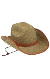 Ковбойская шляпа из соломы