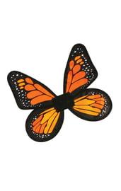 Оранжевые детские крылья Бабочка