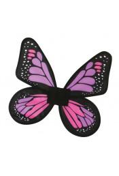 Детские крылья цвета фуксии