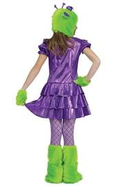 Детский костюм космического монстрика