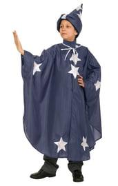 Синий костюм звездочета