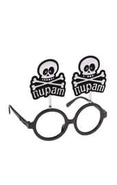 Карнавальные очки Пират