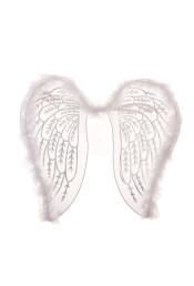 Блестящие крылья ангела