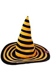Полосатая шляпа ведьмы