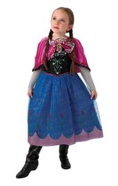 Музыкальный костюм Анны из Холодного Сердца