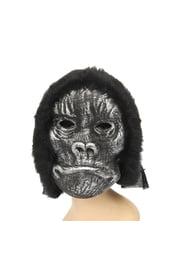 Карнавальная маска гориллы