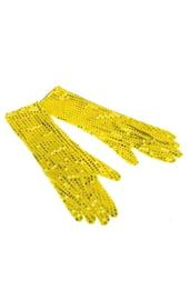 Желтые перчатки Бурлеск