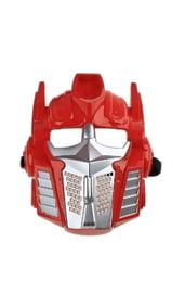 Красная маска Трансформер