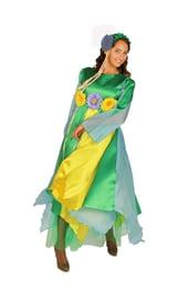 Женский костюм красавицы Весны
