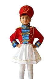 Детский костюм маленькой мажоретки
