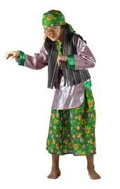 Детский костюм Бабки Ежки