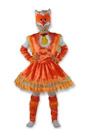 Детский костюм хитрой лисички