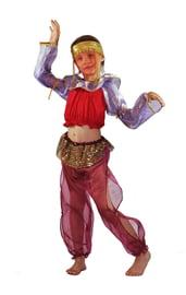 Детский костюм Восточной танцовщицы