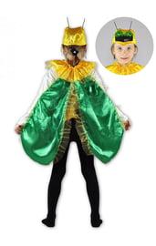 Детский костюм зеленого жука