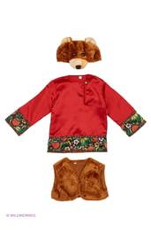 Детский костюм бурого Мишки