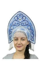 Голубой кокошник Ярославна