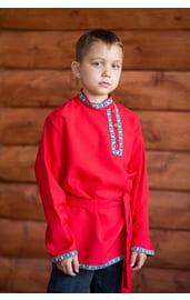 Красная косоворотка Иванушки