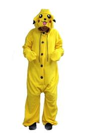 Кигуруми Пикачу желтый