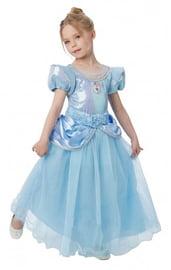 Детский костюм Золушки Deluxe