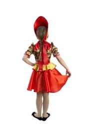 Детский костюм хохломской сувенир