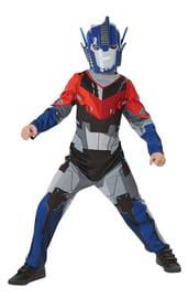 Детский классический костюм Оптимуса Прайма