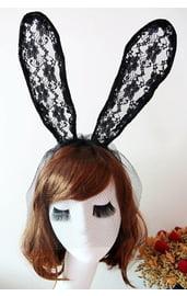Кружевные ушки кролика