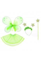 Детский набор зеленой бабочки